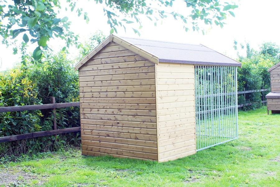 Fairhaven dog kennel - image 3